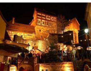 Weihnachtsmarkt Altensteig 30.11. bis 02.12.18